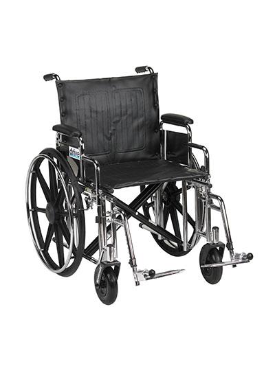 Bariatrische Rollstühle