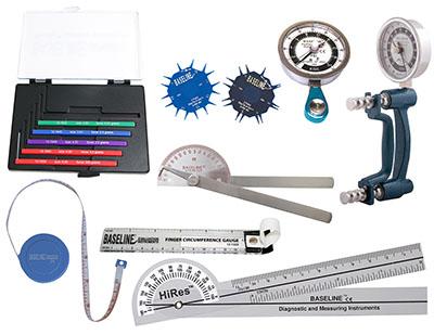 Baseline® Hand Evaluation Sets