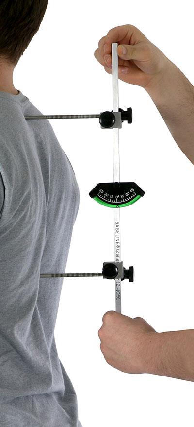 Baseline® Metal Scoliosis Meter