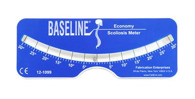 Baseline® Plastische Skoliose Meter