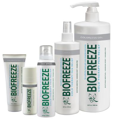 BioFreeze® Topical Analgesic