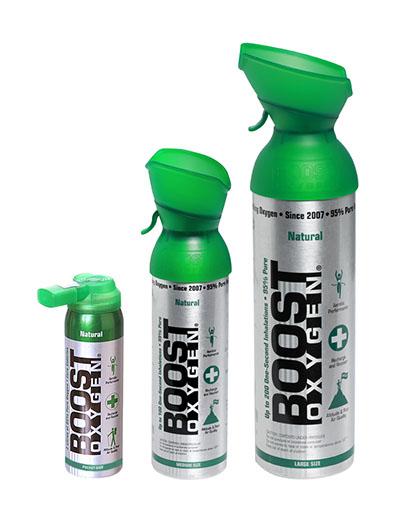 Boost Oxygen