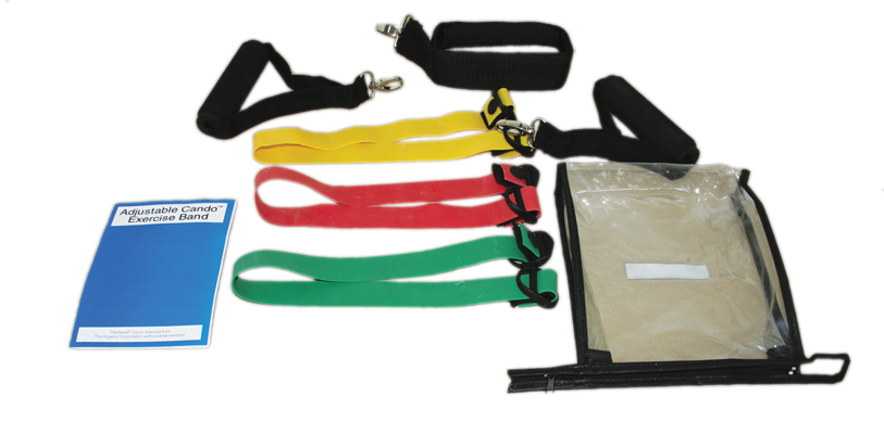 CanDo® Adjustable Übung Band System
