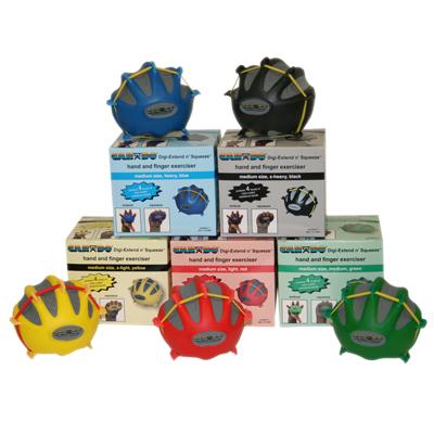 CanDo® Digi-Extend n ' Squeeze® Hand Exerciser