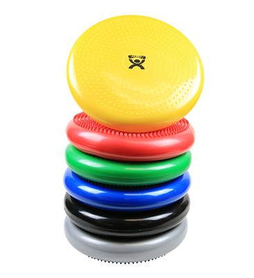 CanDo® Inflatable Balance Discs