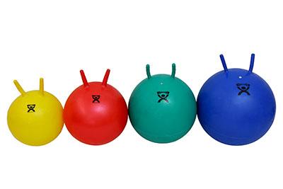 CanDo® Inflatable Übung Jump Balls