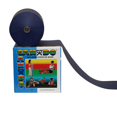 CanDo® Latex Free Exercise Band Rolls