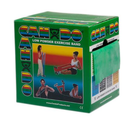 CanDo® Low Powder Übung Rolls