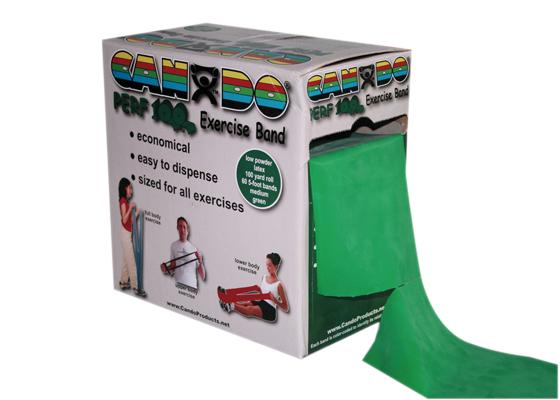 CanDo® Perf 100® Low Powder Übung Band