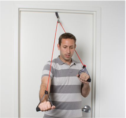 CanDo® Tubing Shoulder Pulley Exercisers