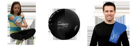 Kältetherapiepackungen