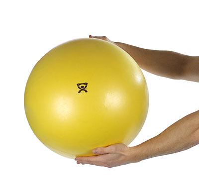 Cushy-Air® Inflatable Übung Balls