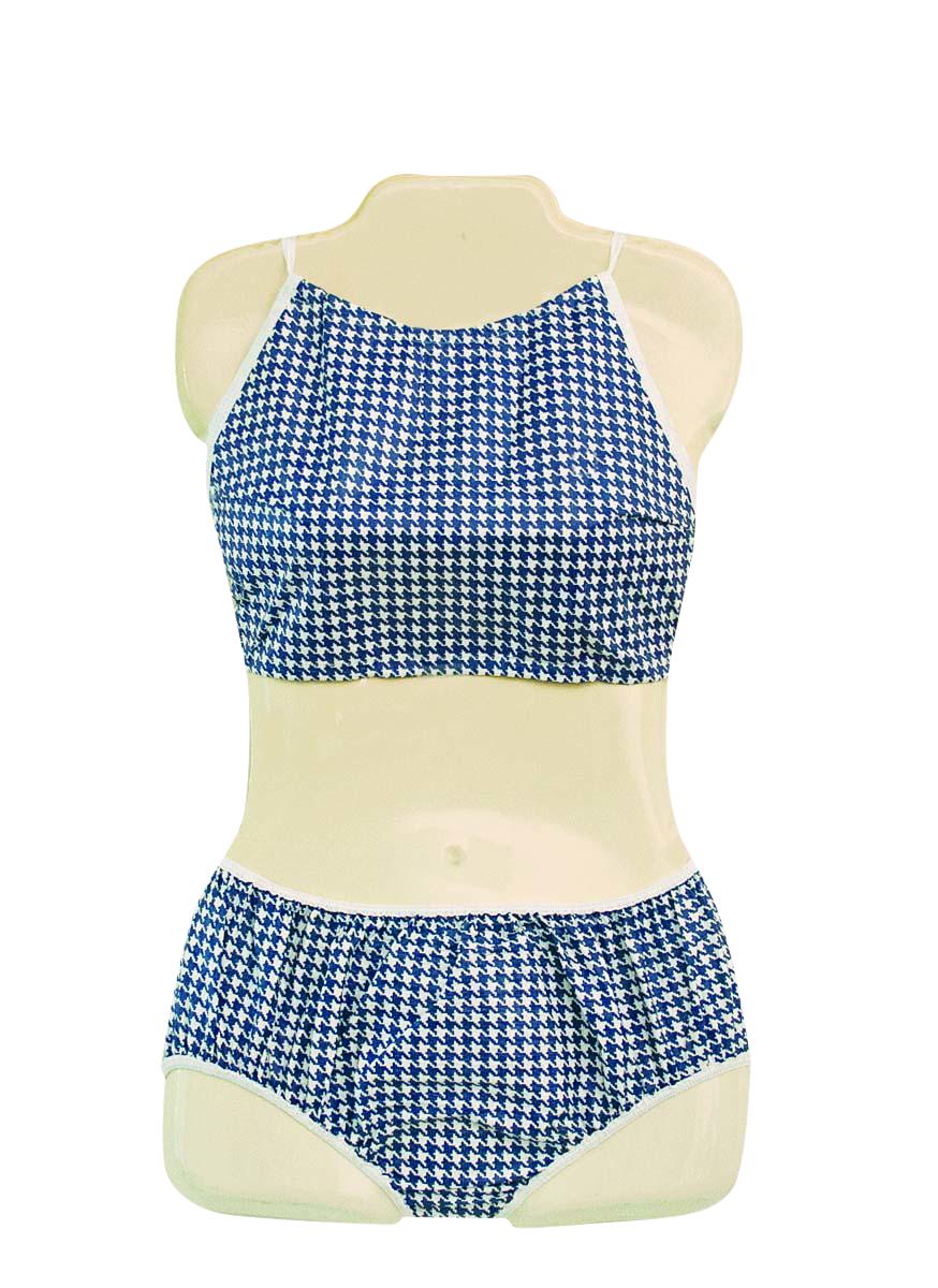Dipsters® Bib Top und Bikini Patient Wear