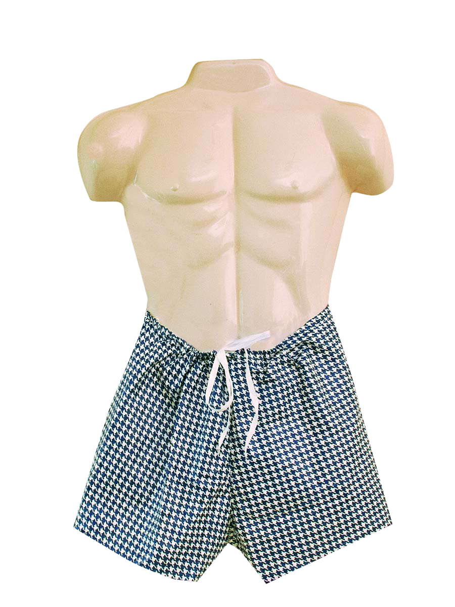 Dipsters® Drawstring Waist Boxer-Typ Patient Wear