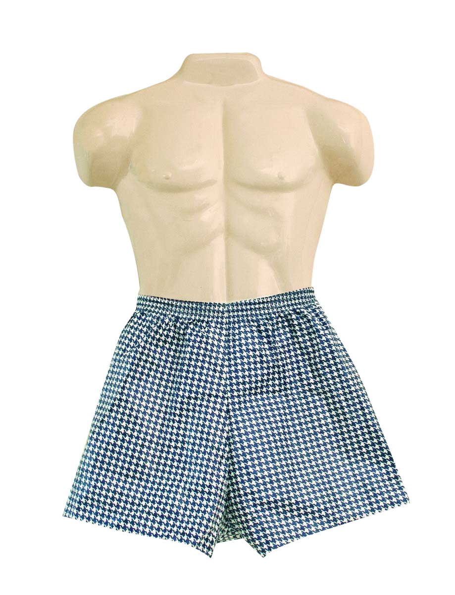 Dipsters® Elastic Waist Boxer-Typ Patient Wear