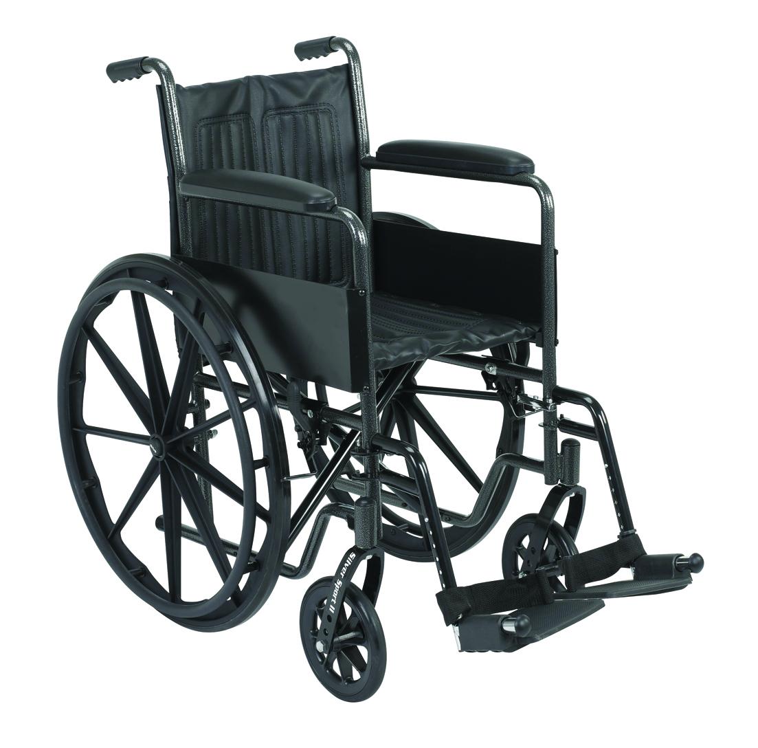 Dual Axle Rollstühle