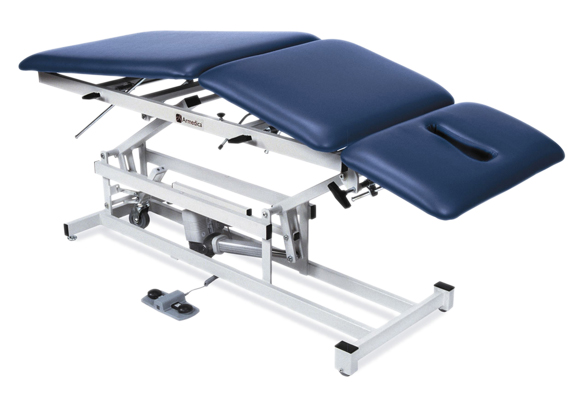 Die elektrische Hi-Low Treatment Tables