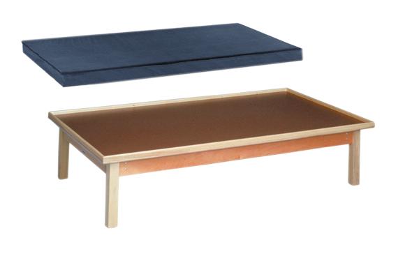 Matten für Raised Rim Platform Tables