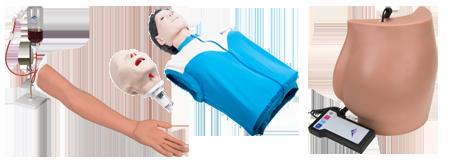 Medizinische Simulatoren