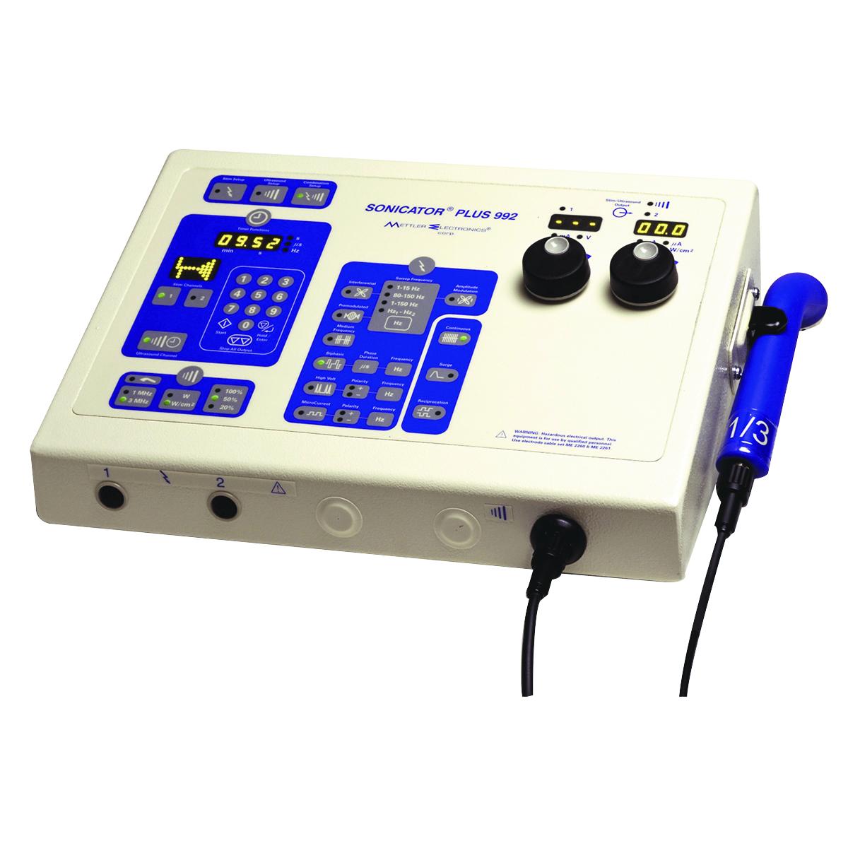 Mettler® Sonicator Ultrasound