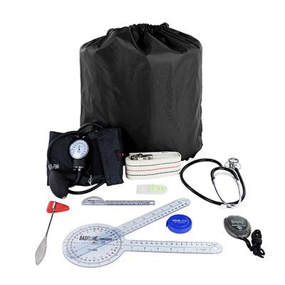 Physiotherapie Studenten Grundausrüstung