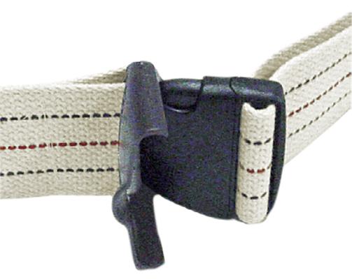 Plastic Safety Buckle Gait Belts
