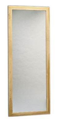 Die Glaswand, die Spiegel