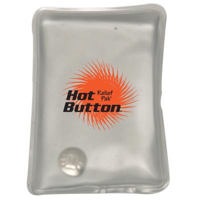 Relief Pak® Hot Button® Wiederverwendbarer Instant Hot Compress