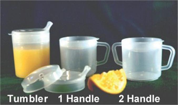 Die Spillproof Cups/Lids