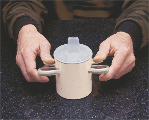 Thumbs-up Cups
