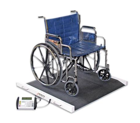 Rollstuhl-Skala