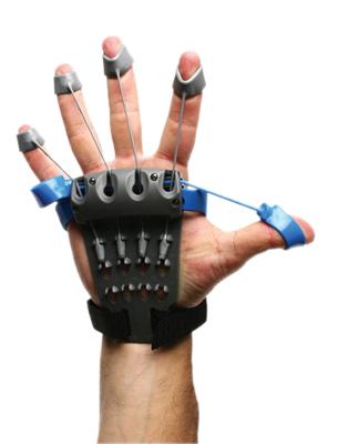 Xtensor™ Hand-Übung