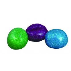 Glitter Bead Ball - 3er Set