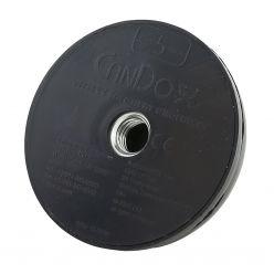 CanDo® Handgelenk-/Vorderarmtrainer, X-klein, schwarz, nur Ball