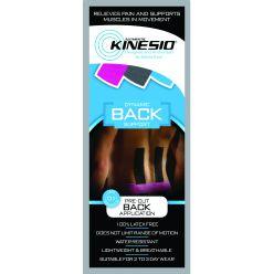 Kinesio®-Band-Zuschnitte, niedriger Rücken, 20/Karton