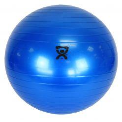 """CanDo® Aufblasbarer Gymnastikball - Blau - 12"""" (30 cm)"""