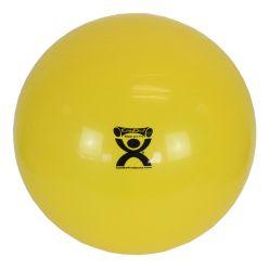 "CanDo® Aufblasbarer Gymnastikball - Gelb - 18"" (45 cm)"