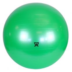 "CanDo® Aufblasbarer Gymnastikball - Grün - 26"" (65 cm)"