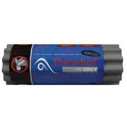 "Thera-Roll® - 7"" x 18"", extra-fest, grau"