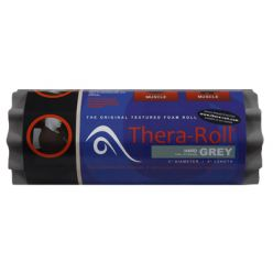 "Thera-Roll® - 3"" x 8"", extra-fest, grau"