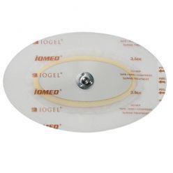 IOMED® Einmalelektroden - IOGEL, groß 3,5cc, 12er-Pack